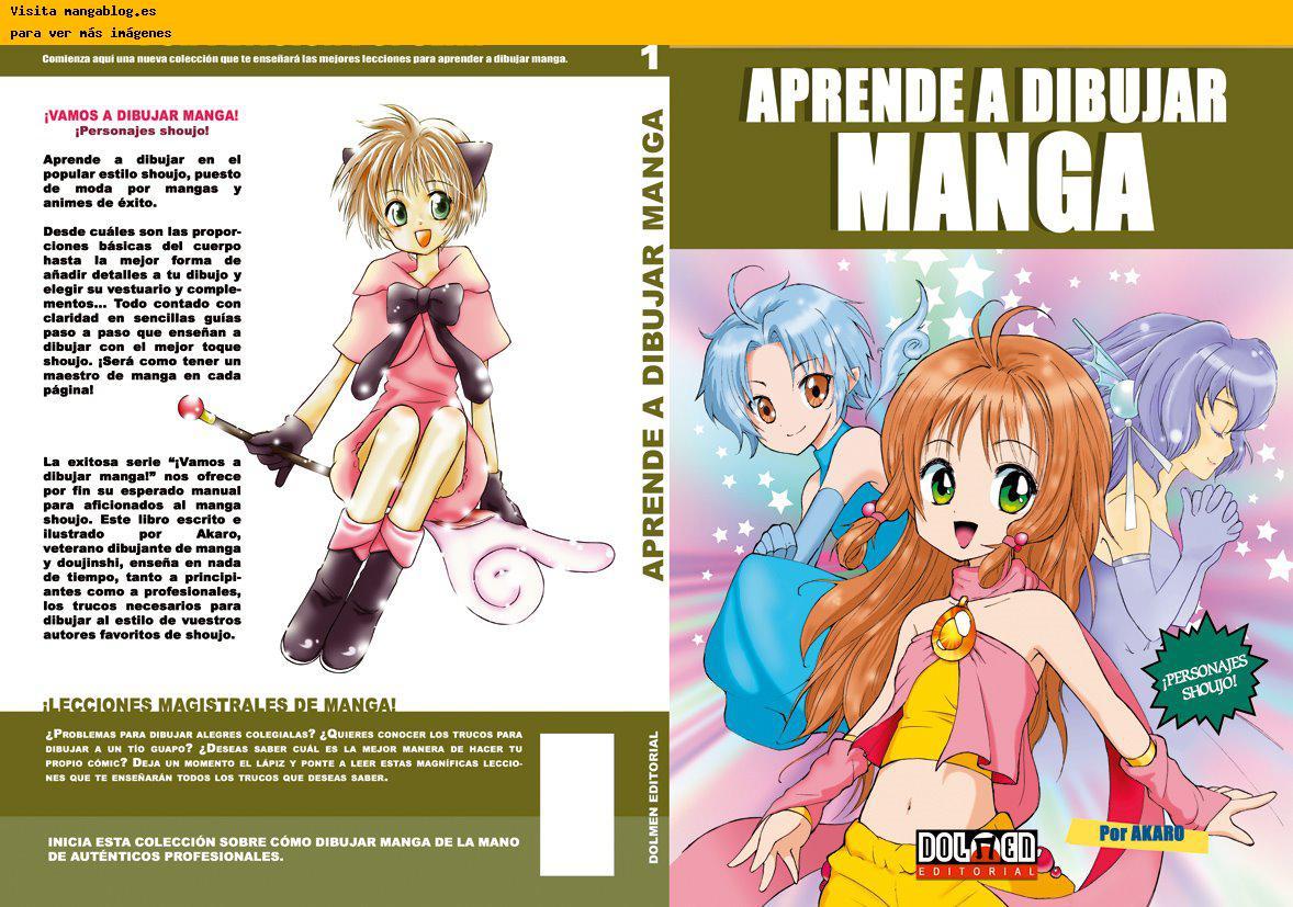 aprende a dibujar manga y anime.Tomos 1,2y3-(2010) Aprende-a-dibujar-manga-01