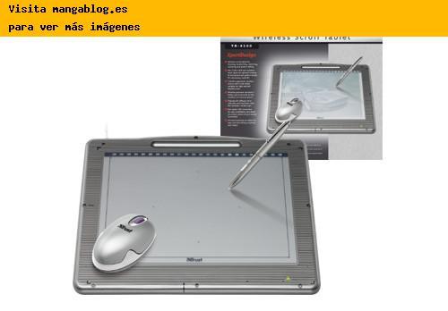 Materiales para dibujar manga Tabletas Digitalizadoras